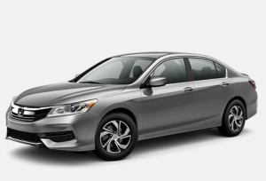 2018 Honda Accord Sedan Lease